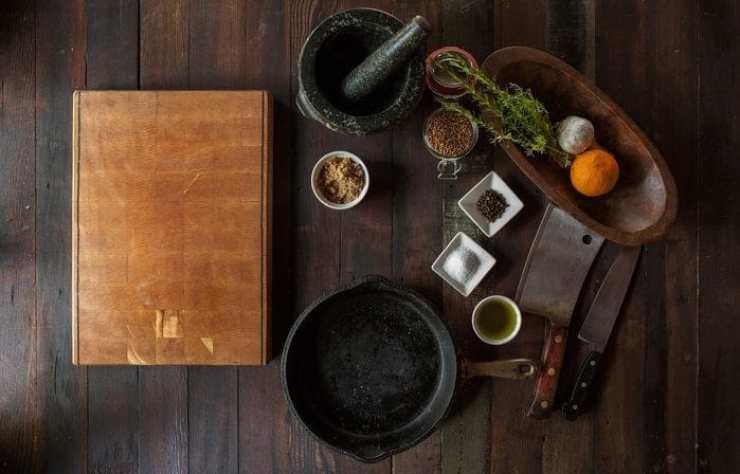 Koken met internet ingrediënten
