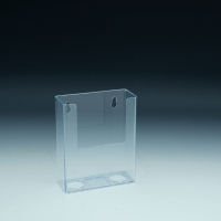 BPS 750 CI - Wall Mount Brochure Holder for Trifold ...