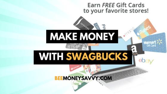 Making Money with Swagbucks