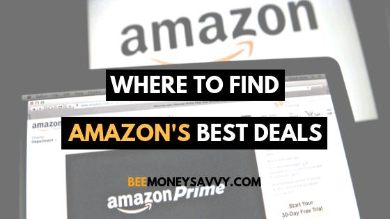 Where to Find Amazon's Best Deals