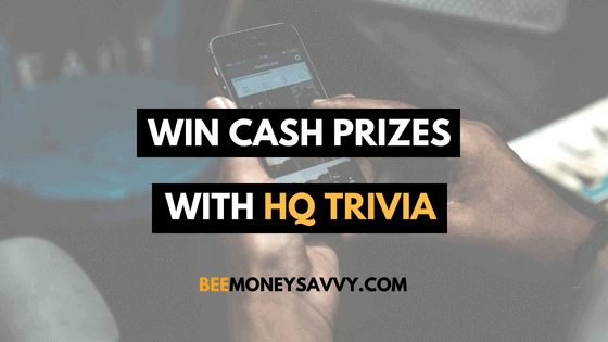 HQ Trivia: Win Cash Prizes