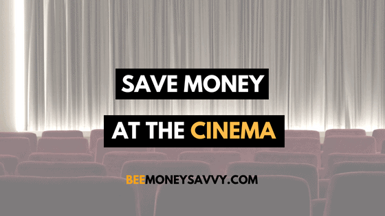 Save Money at the Cinema