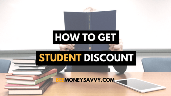Student Discount: The 2019 Guide
