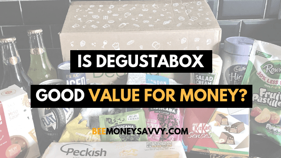 Is Degustabox Good Value for Money?