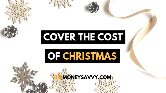 Cover The Cost Of Christmas