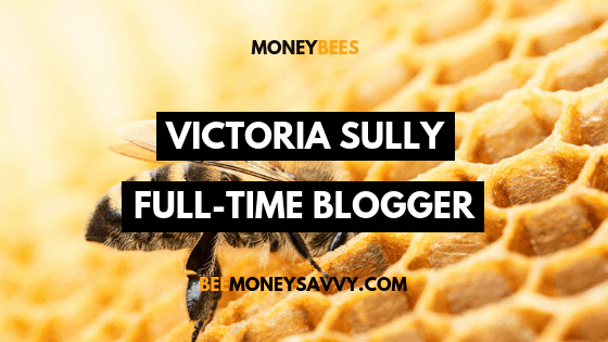 """Money Bee Stories: """"I earn money as a full-time blogger"""""""