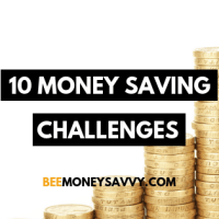 10 Money Saving Challenges