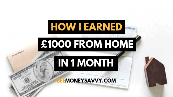 £1000 From Home