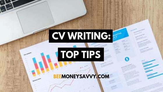 CV Writing: 7 Top Tips