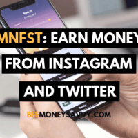 MNFST: Earn Money from your Social Media Following