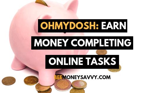 OhMyDosh earn money online
