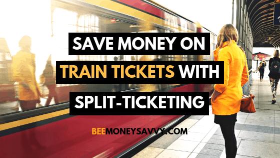 Save Money on Train Tickets with Split-Ticketing