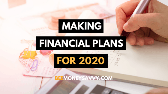 Making Financial Plans for 2020