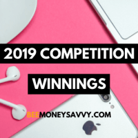Competition Winnings: 2019