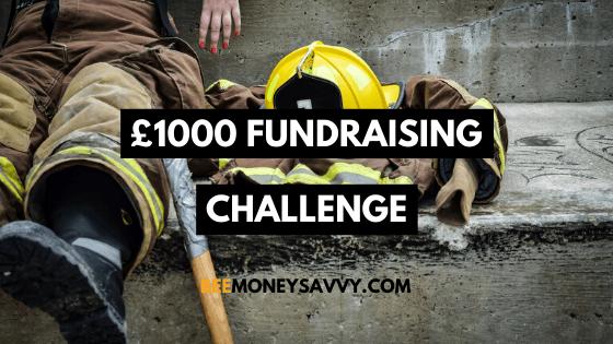 £1000 Fundraising Challenge