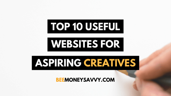 Top 10 Useful Websites For The Aspiring Creative