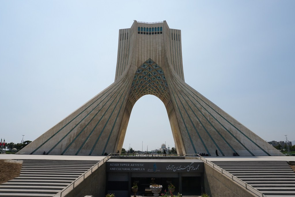 azadi tower tehran