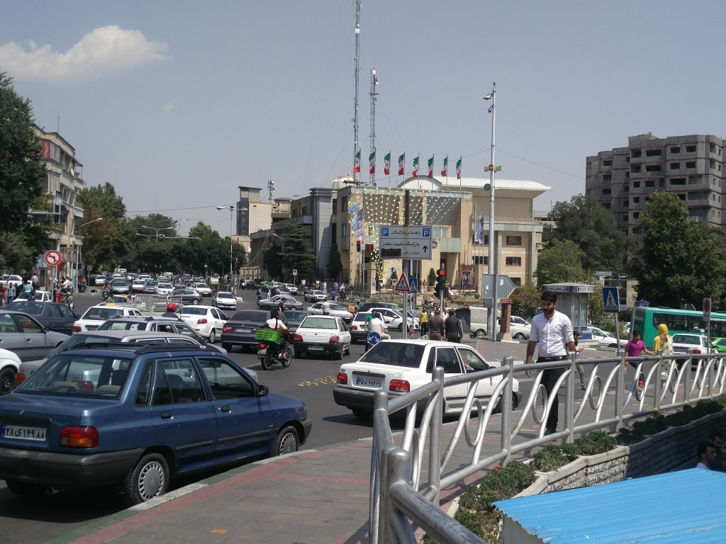 cars iran