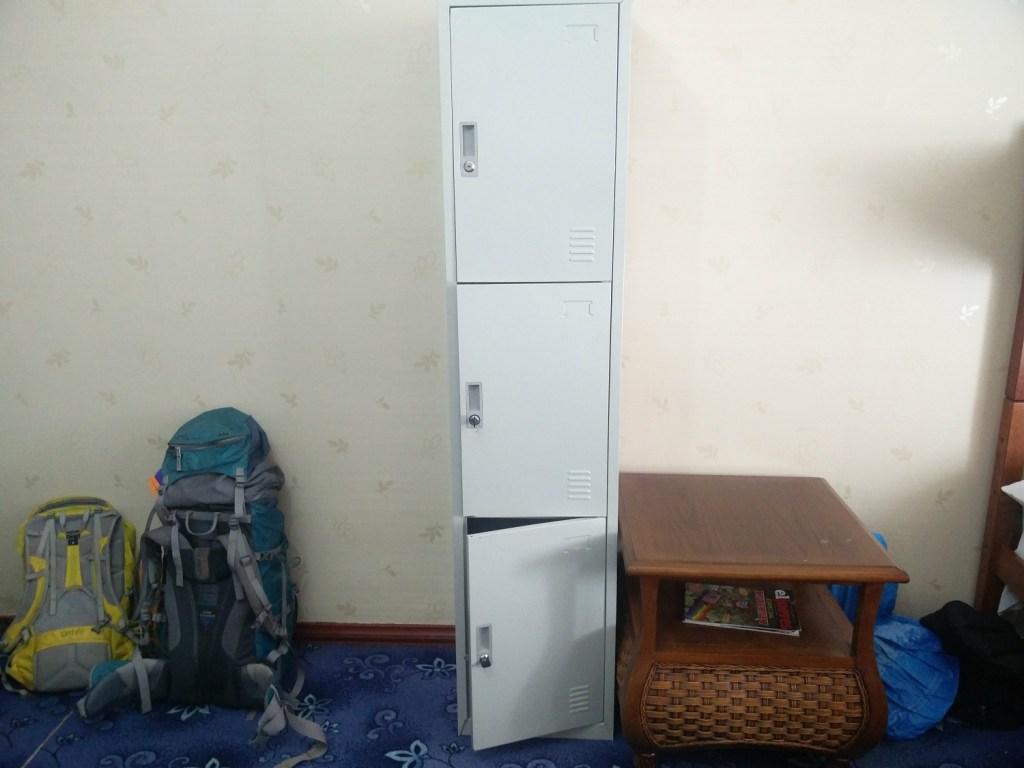 lockers hostel