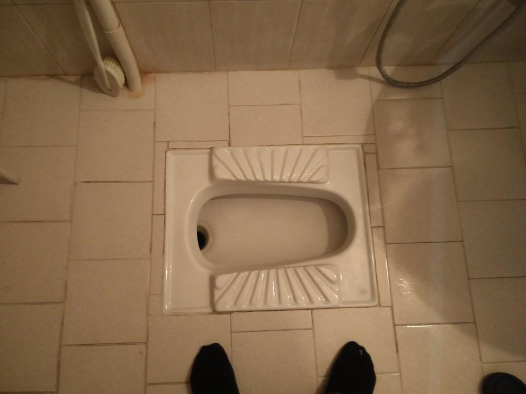 toilets iran