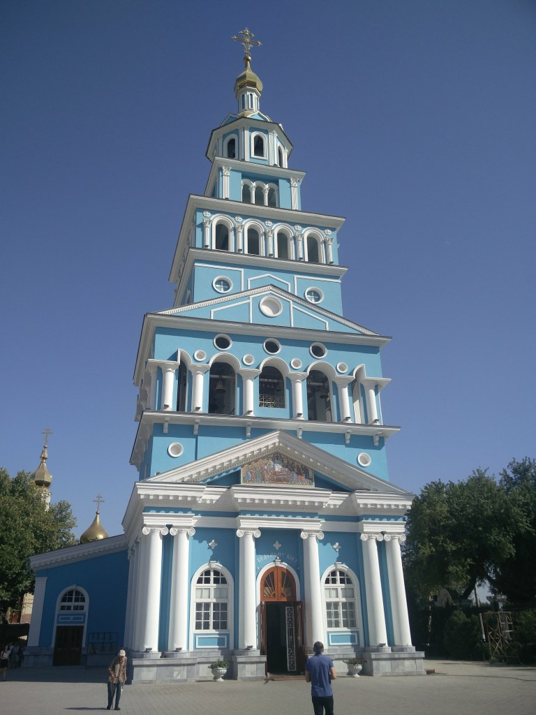 cathedral of the Assumption of the Virgin tashkent