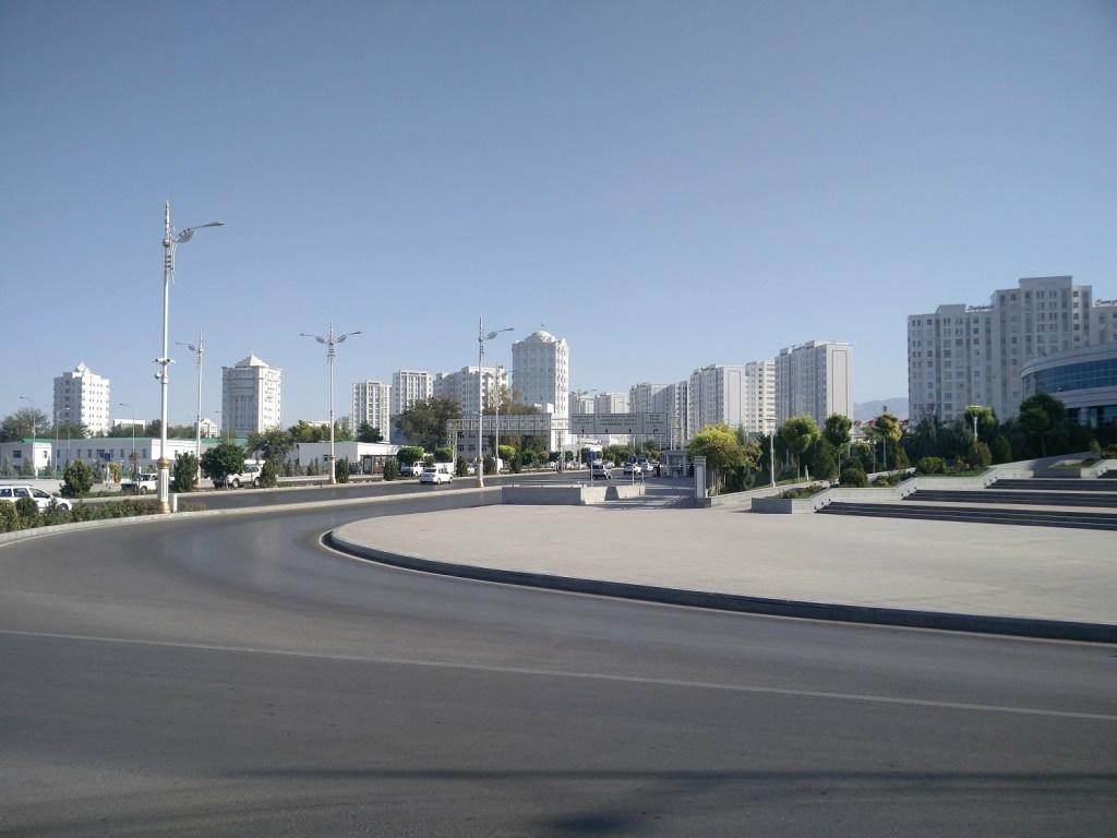 ashgabat central asia
