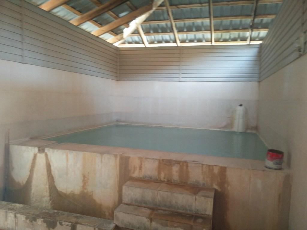 hot springs pamir highway