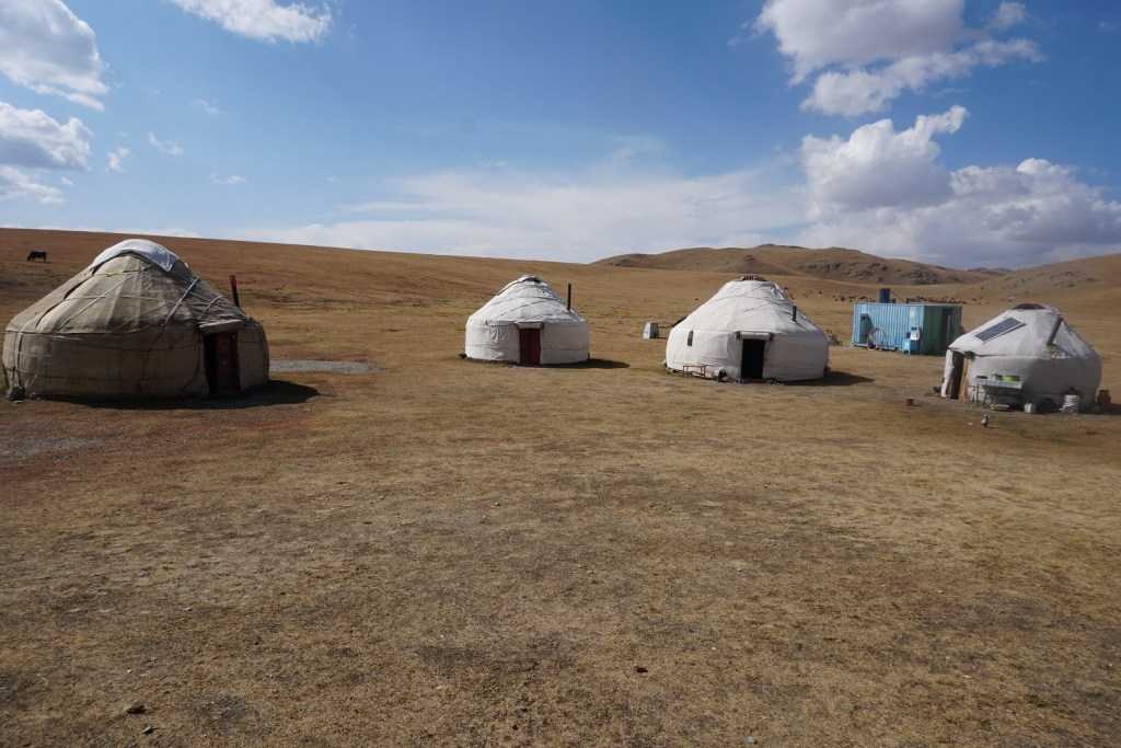 yurts song kul
