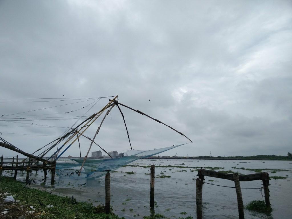 chinese fishing nets kerala