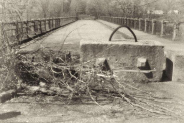 Bridge Closed (Pinhole)