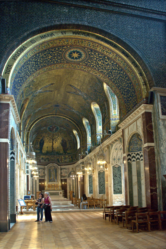 BeenThereDoneThat Lady Chapel Westminster Cathedral