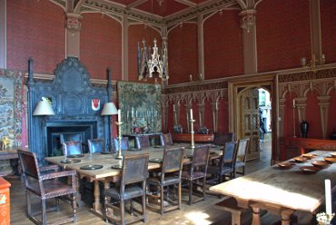 Jacobean Dining Room Set