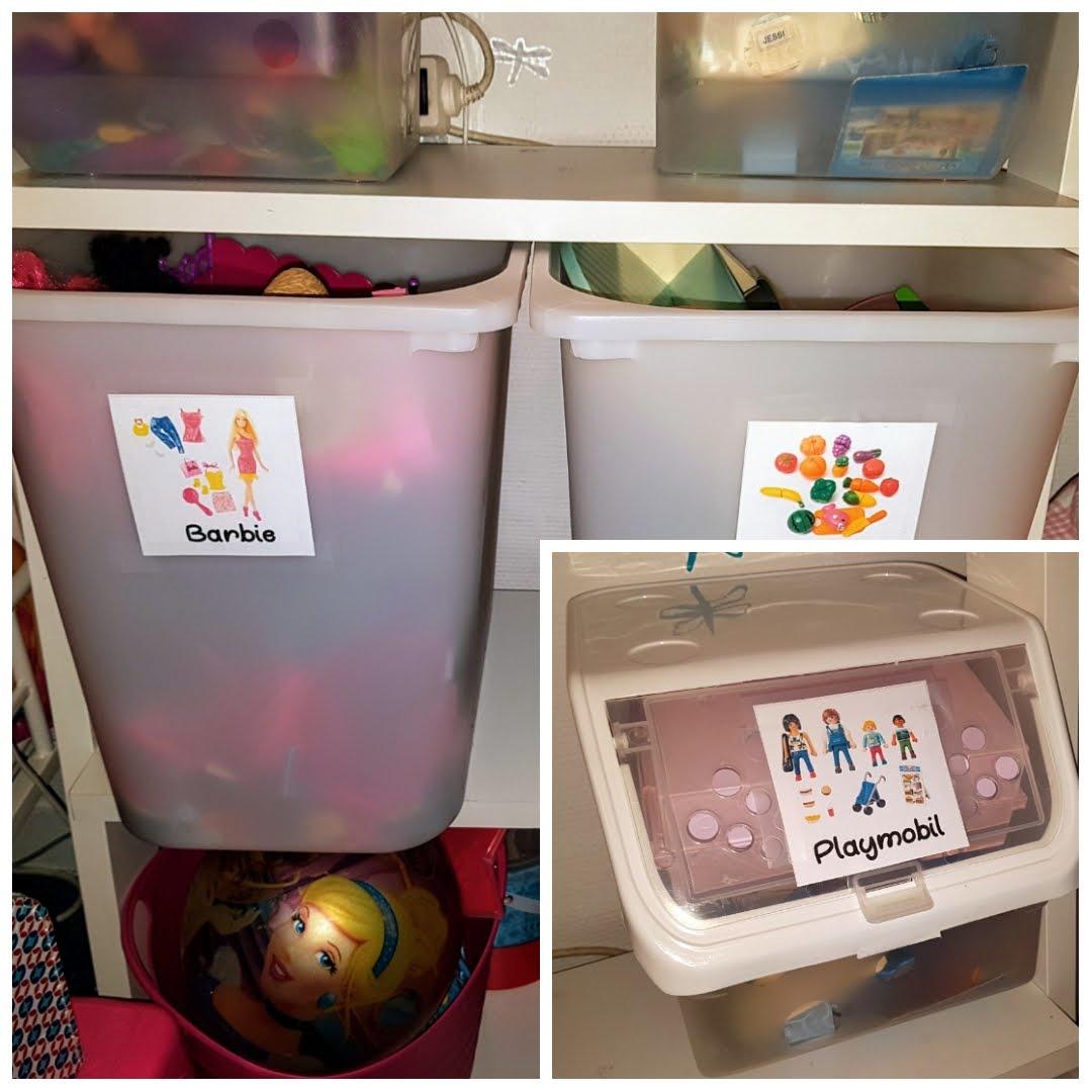 g rer et ranger les jouets bee organis e. Black Bedroom Furniture Sets. Home Design Ideas