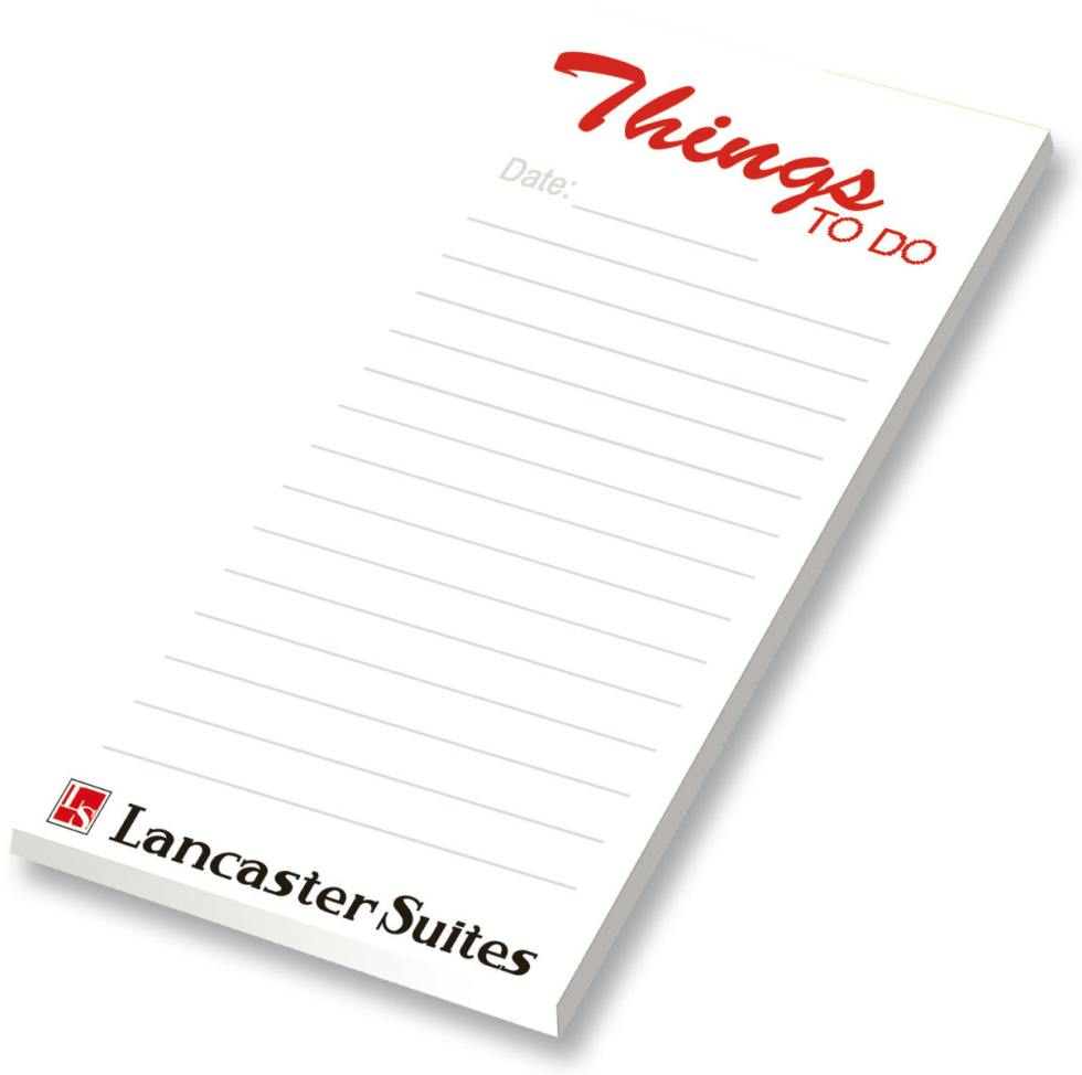 Branded Notepad UK | Custom A4, A5 Printed Note pads - Bee ...