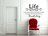 Writing On The Wall Stickers - [peenmedia.com]