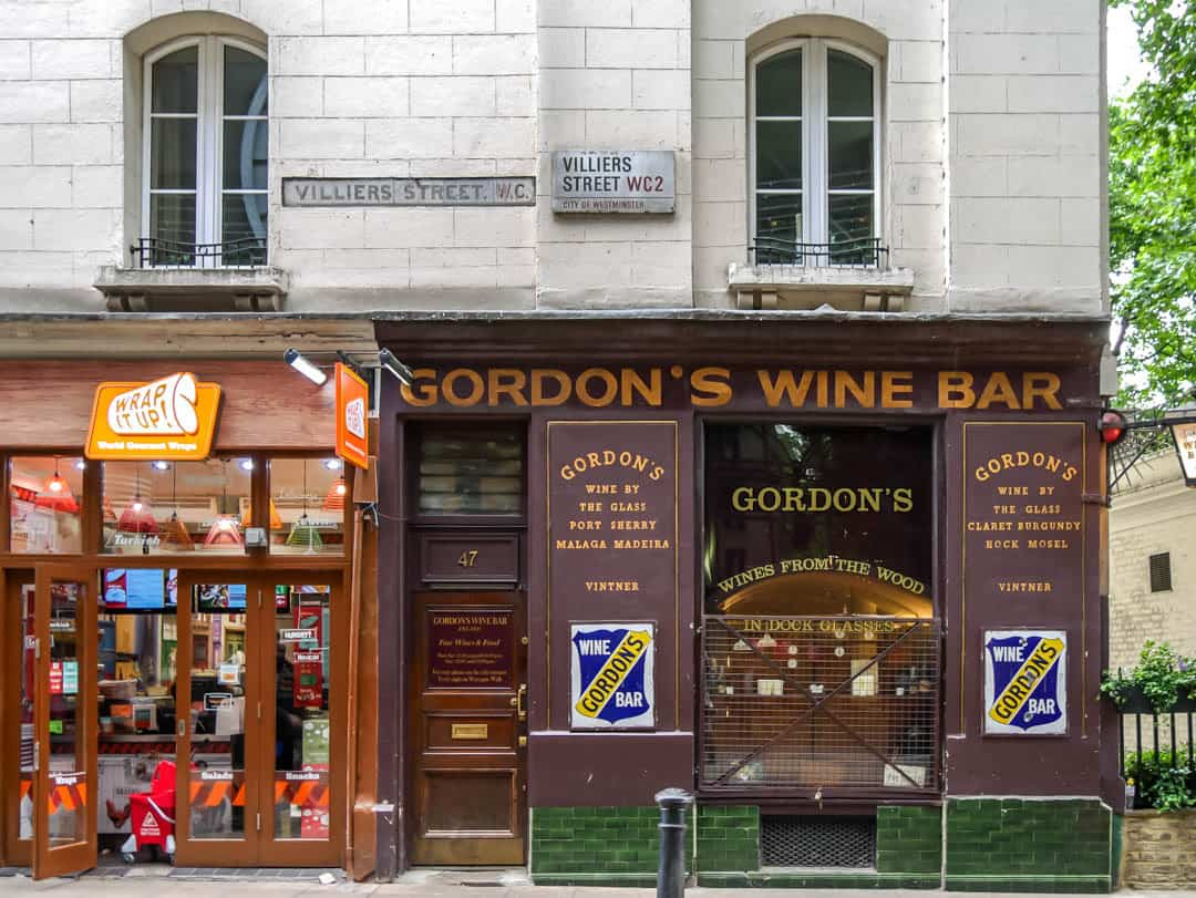 the oldest wine bar