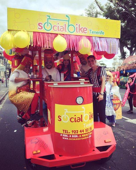 Carnavales Santa Cruz Tenerife 2017