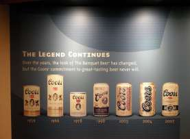 Coors history