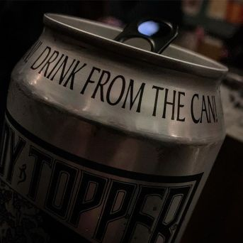 Hey, @alchemistbeer, don't tell me what to do! :wink: But seriously, why is the guy on the can drinking from a glass? Great to try Focal Banger and Heady Topper at @toronado for @sfbeerweek