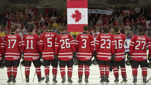 Can the Canadians win their second gold medal in a row in 2016?