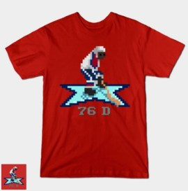 Click the pic to get your 16-Bit Subban shirt.