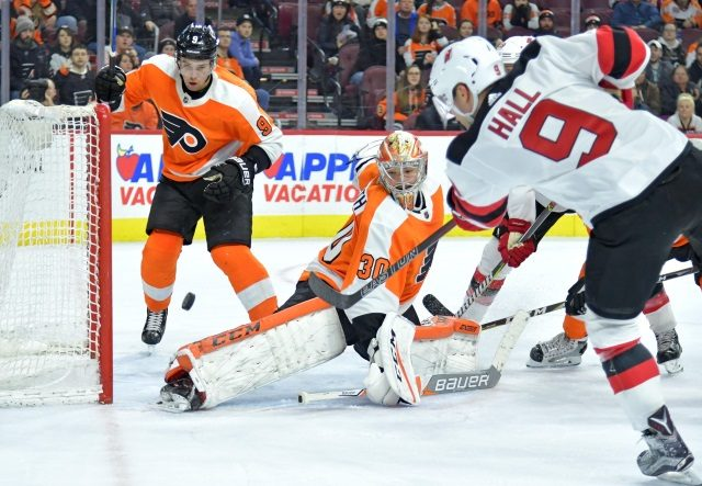 new concept d0398 2def5 NHL Rumors: New Jersey Devils and the Philadelphia Flyers ...