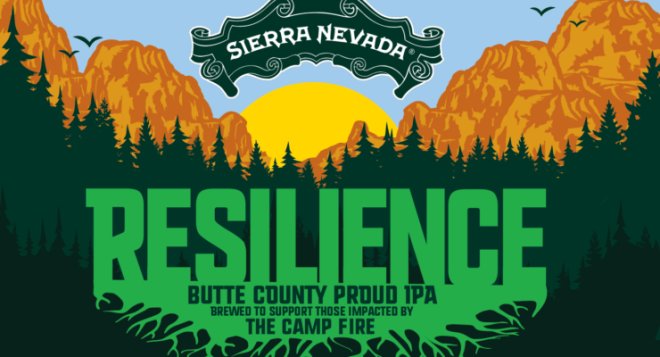 sierra nevada resilience craft beer marketing