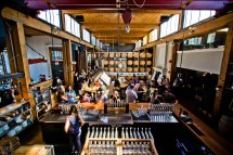 Vancouver Railtown Based Postmark Brewery Opens