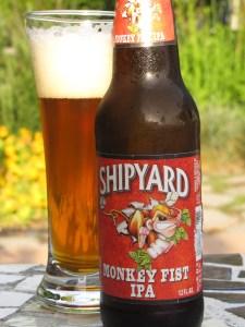 Shipyard- Monkey Fist IPA
