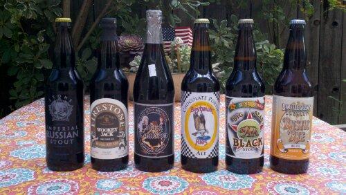 Memorial Day beer