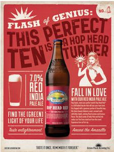 Green Flash- Hop Head Red