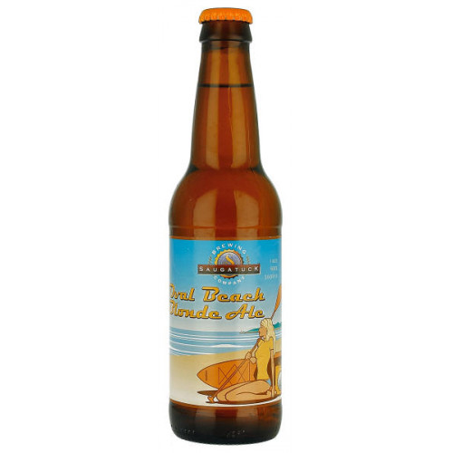 Saugatuck Oval Beach Blonde Ale  Buy Beer Online