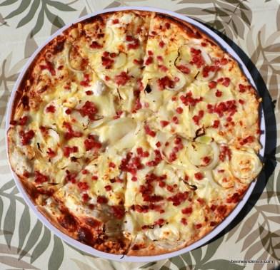 looks like pizza