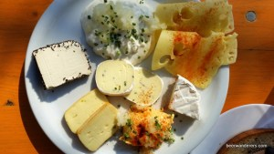 chees plate